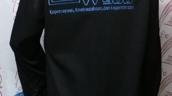 Contoh Seragam Trans TV, Super Elegan & Professional Karena Hitam